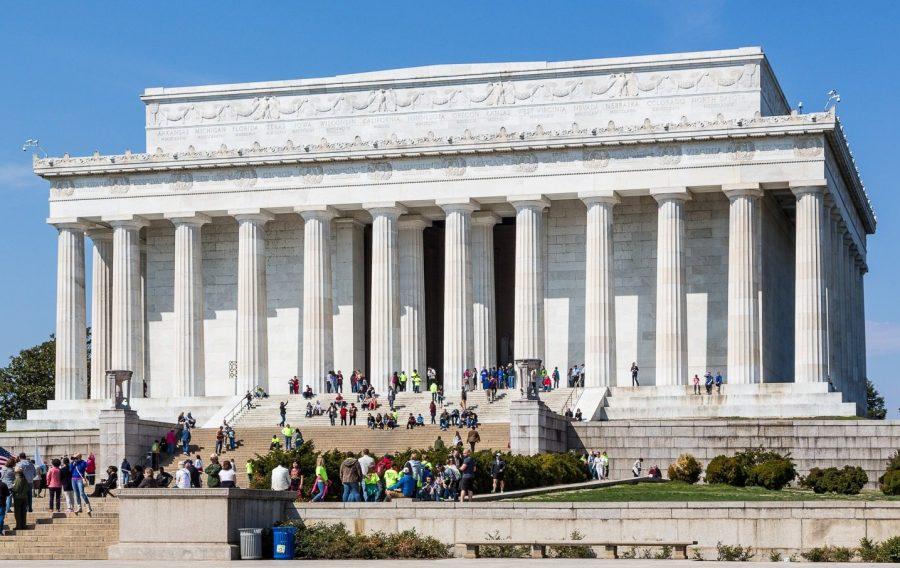 Мавзолей Линкольна, Вашингтон