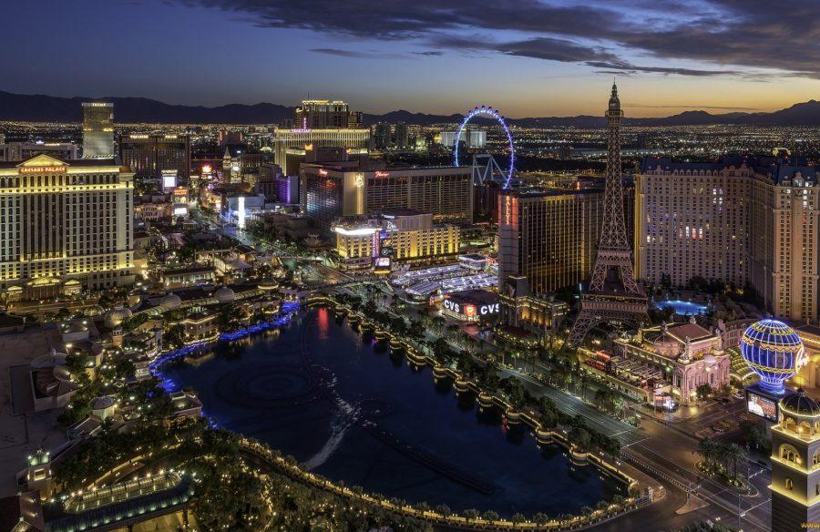 Лас-Вегас, Невада туристическое место