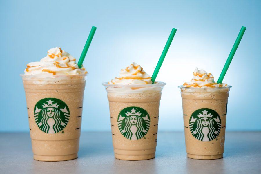 Starbucks популярный фастфуд