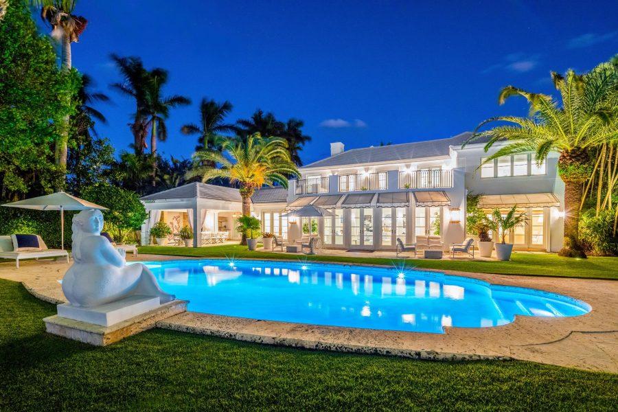 Вилла Орбакайте на Майами