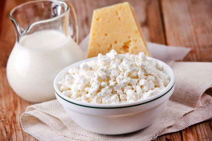 Молочные продукты в странах Скандинавии