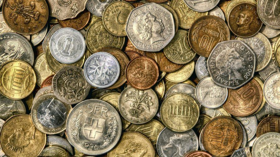 Старинные монеты Николь Кидман