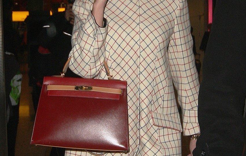 Личная сумка Виктории Бекхэм