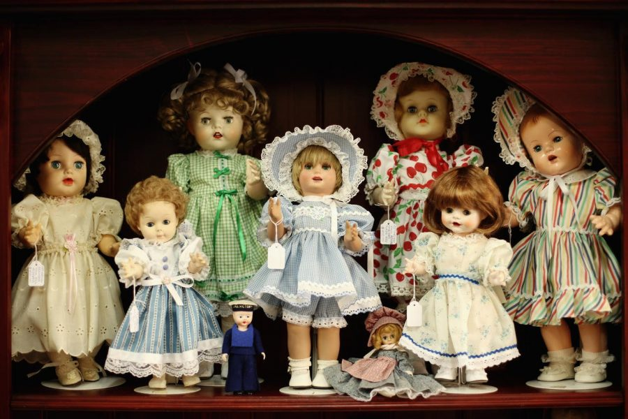 Коллекция кукол Деми Мур