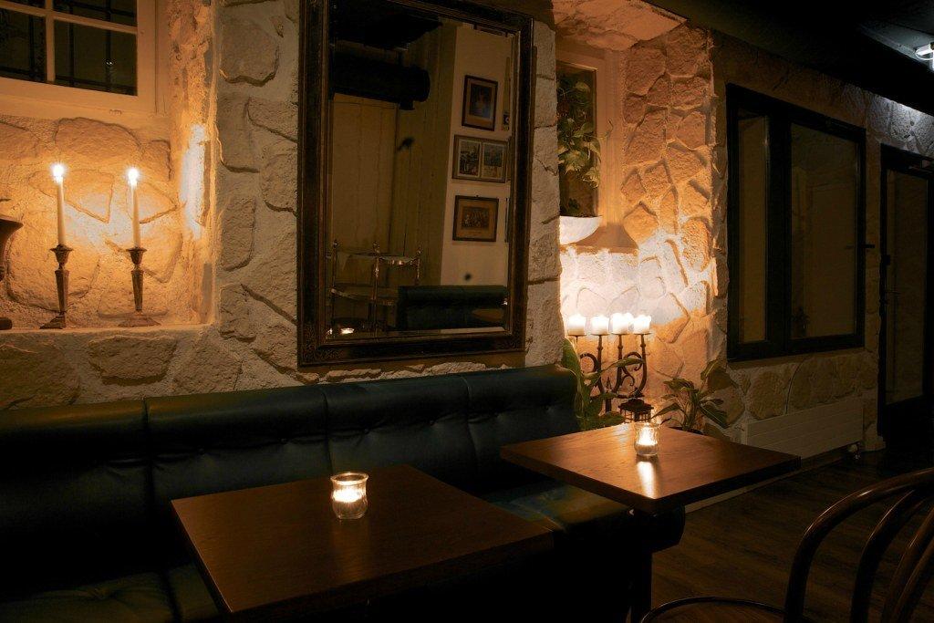 Вампирский кафе-бар Old Stoker