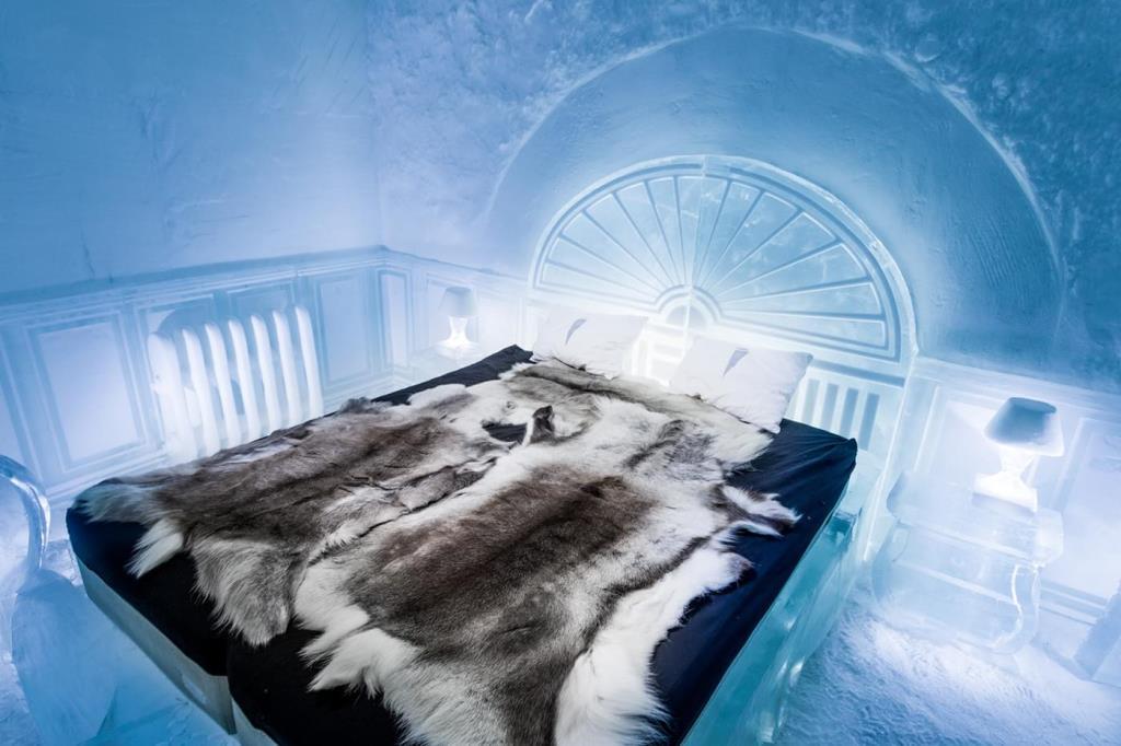 Ледяной номер