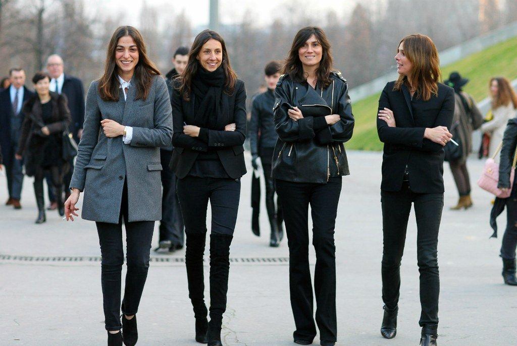 Жительницы Франции
