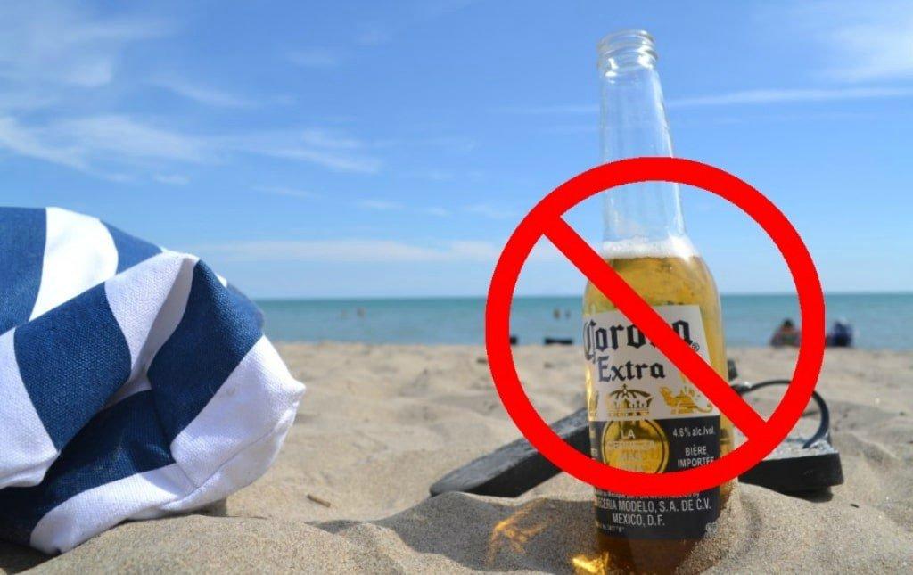 Алкоголь в ОАЭ не встретишь ни в одном магазине