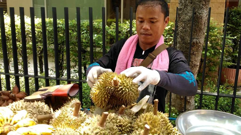 Тайский фрукт - дуриан