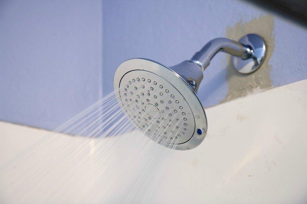 Американский душ без шланга