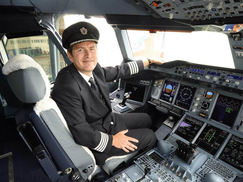 Зарплата пилота