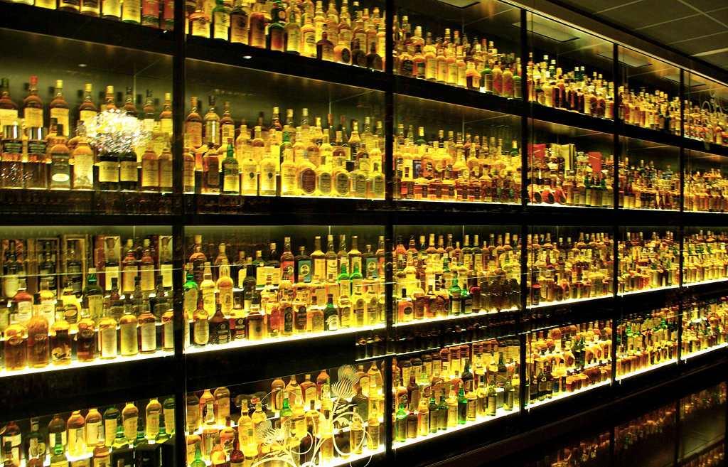 Алкоголь в Шотландии
