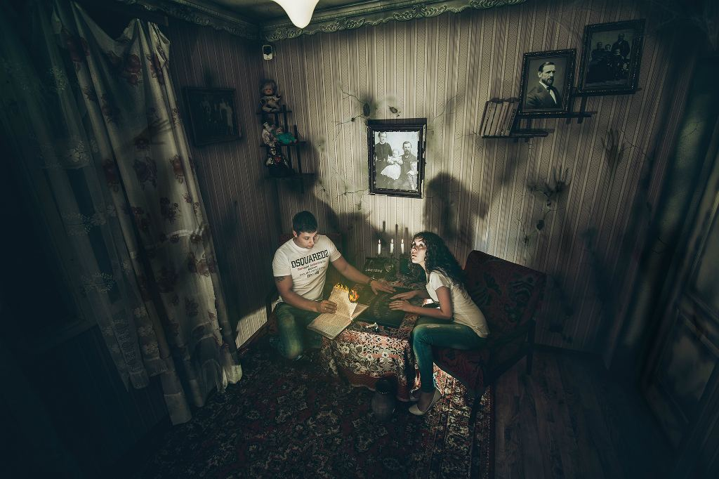 Комната страха