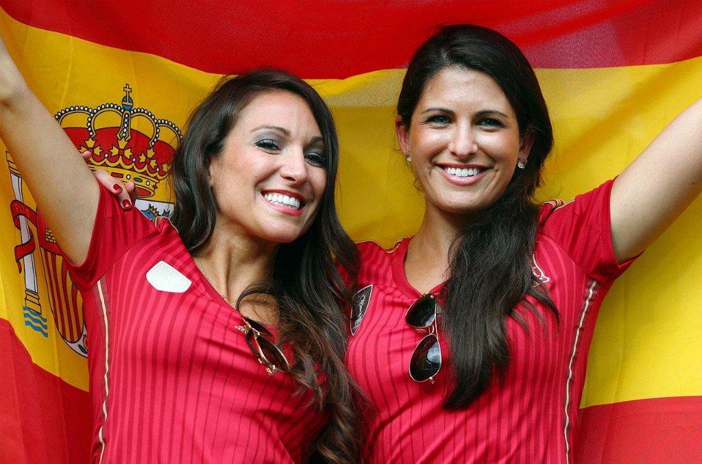Испанские девушки