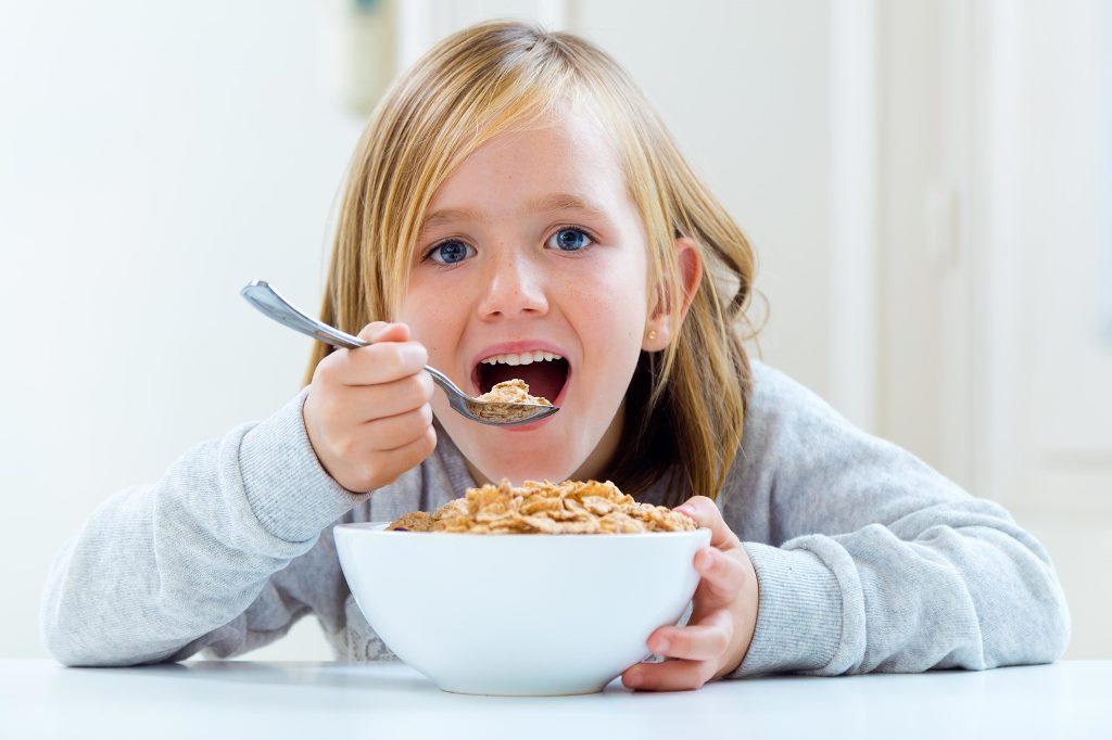 Популярный завтрак в Америке