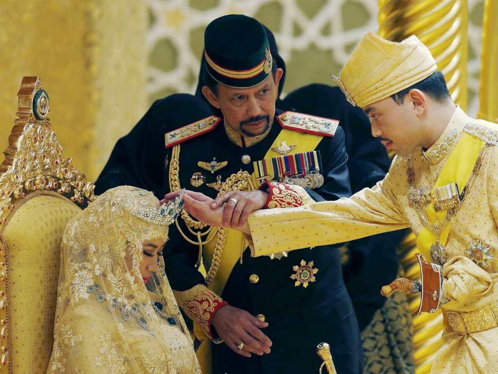 Свадьба принца Абдул Малика