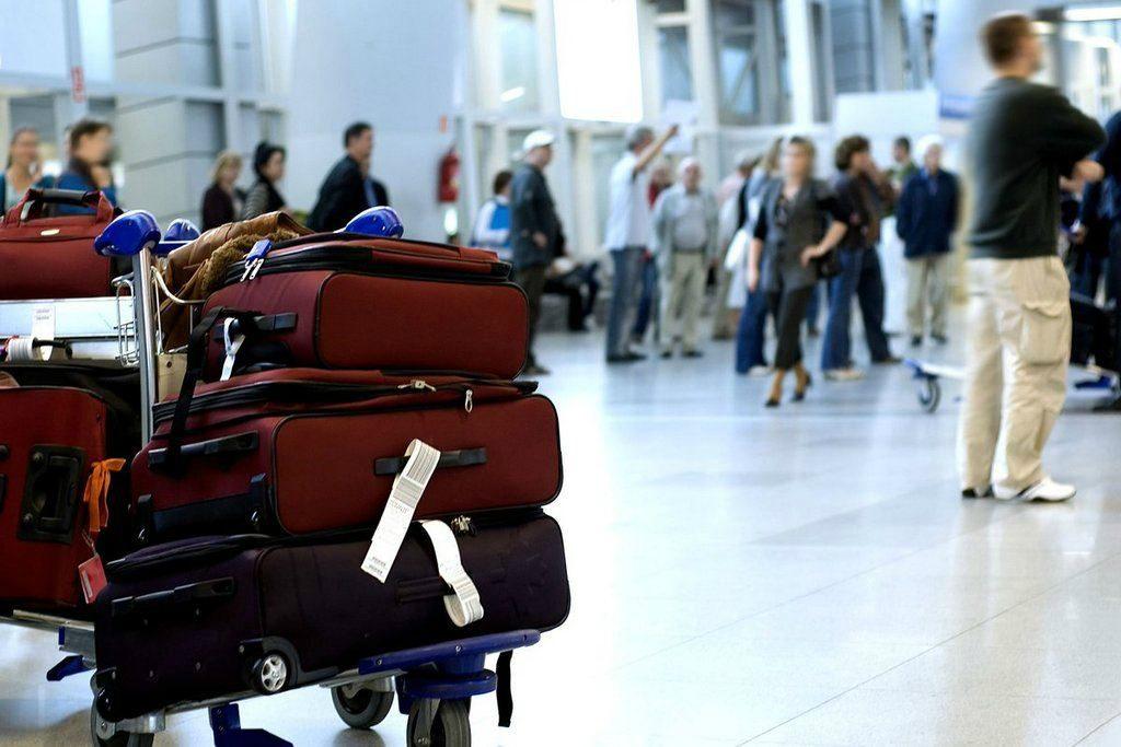 Забытые чемоданы
