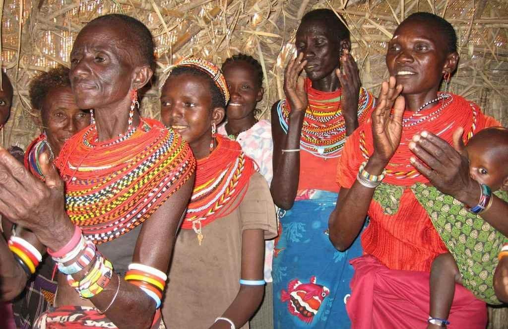 Уникальная племя, живущее обычаями