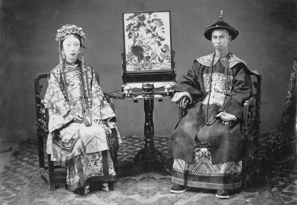 Императрица со своим сыном