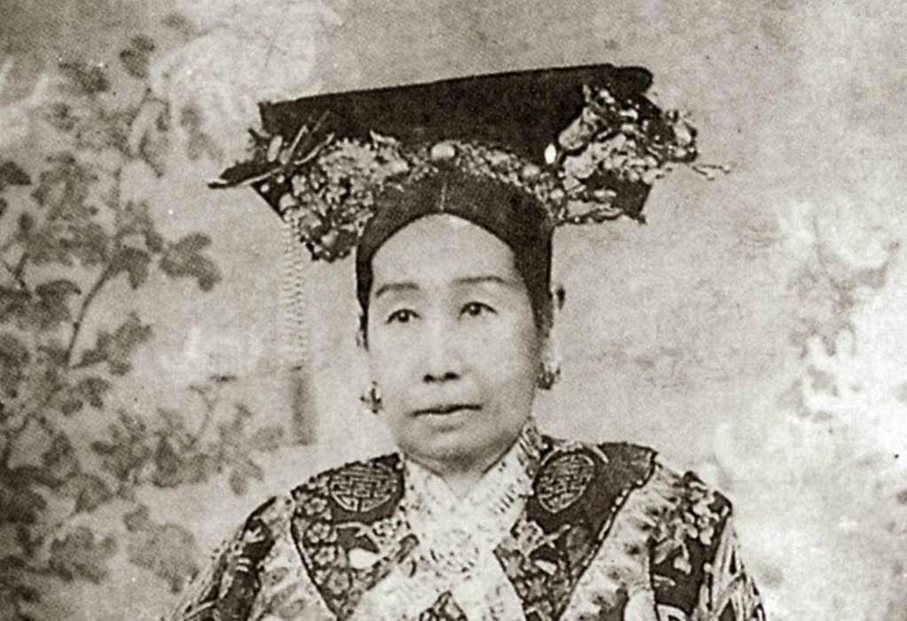 Кровавая императрица Цы Си