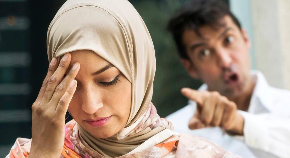 Развод у мусульман