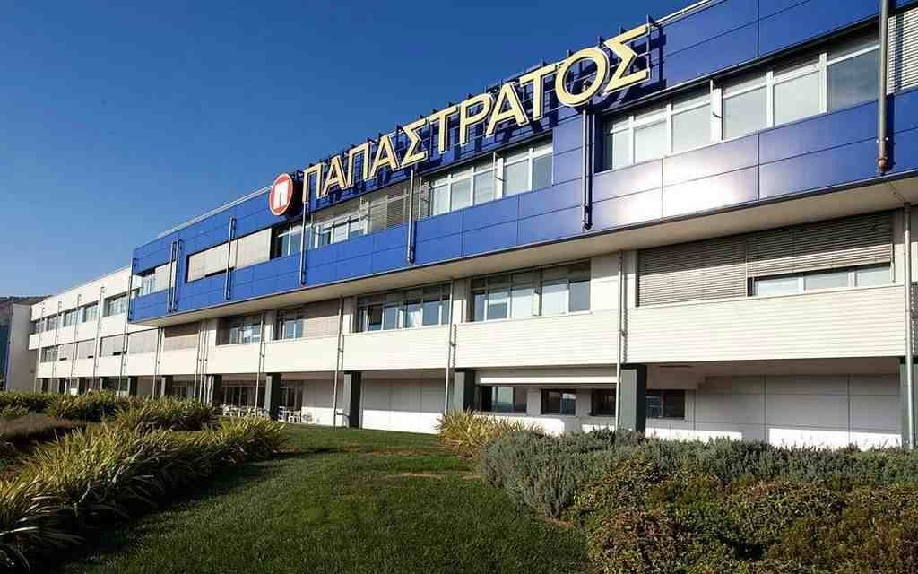 табачный концерн Papastratos