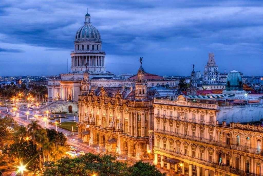 Гавана на Кубе