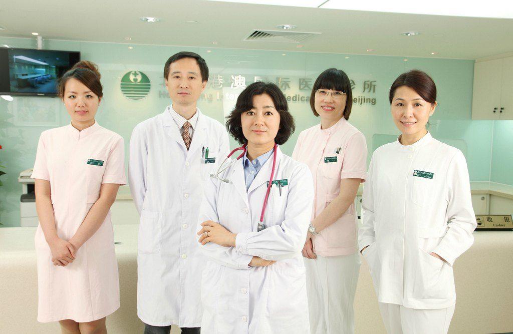 Платная медицина в Китае