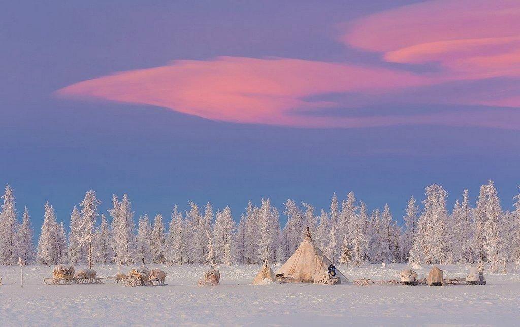 Удивительный полуостров Ямал