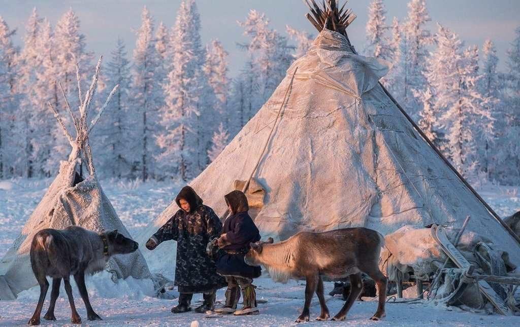 Земля коренных ненцев