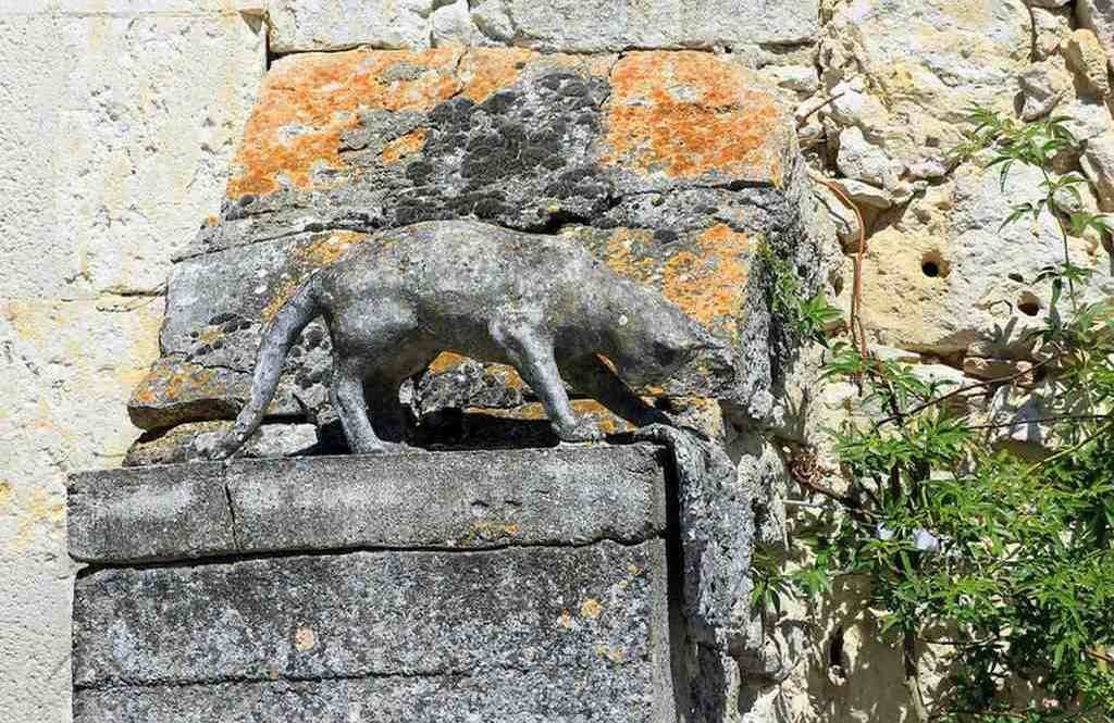 Кошачья деревня Ла-Ромьё