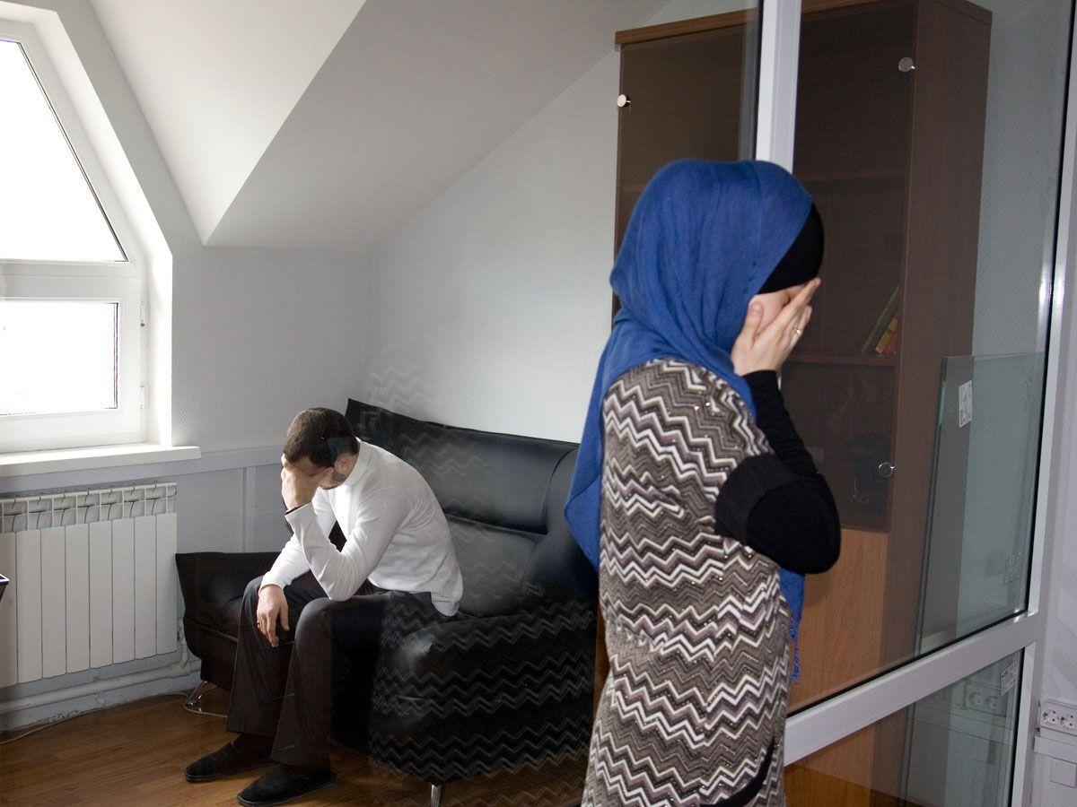 Бракоразводный процесс в исламе