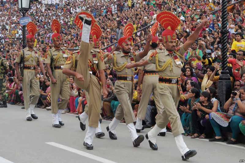 Парадная военная форма Индия