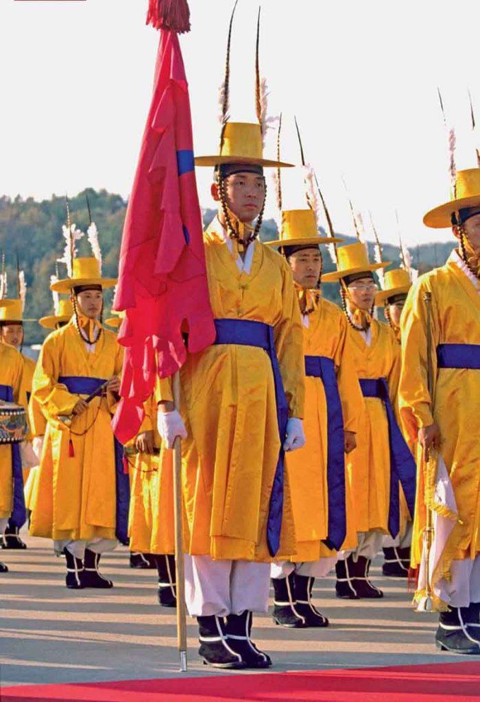 Элитные войска Южной Кореи