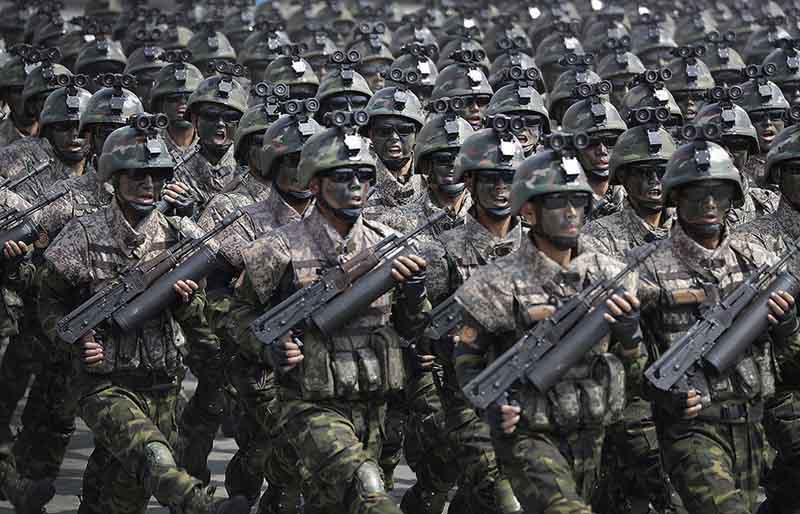 Парадная военная форма Перу