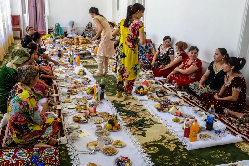 традиции Узбекистана