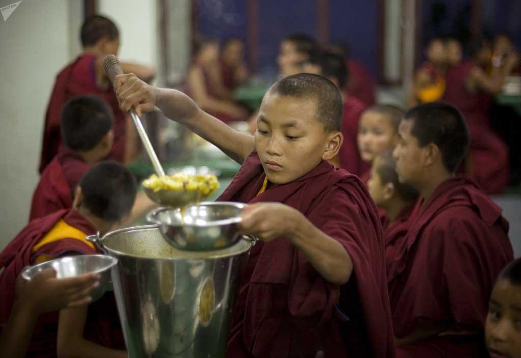 пищевые особенности Катманду