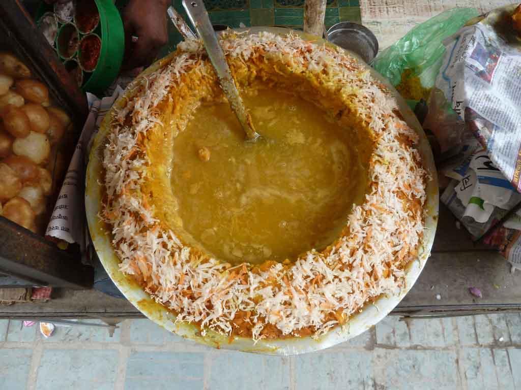 Пищевые ужасы Непала