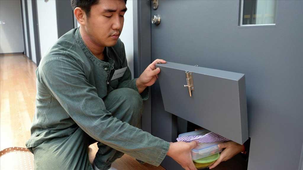 Добровольное заключение в тюрьму в Корее