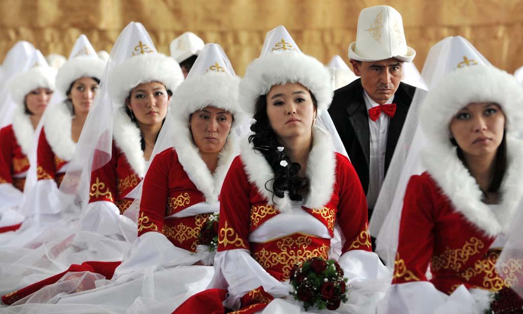 Борьба за свободу невест в Кыргызстане