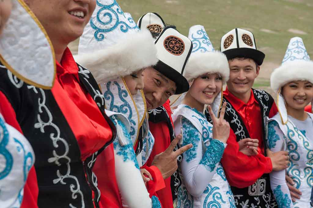 Традиции киргизов