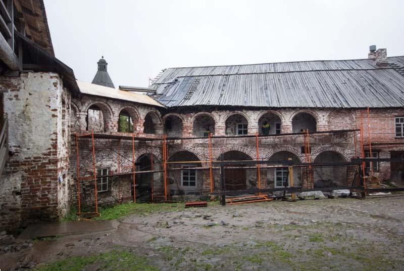 средневековая тюрьма Каковы были условия содержания