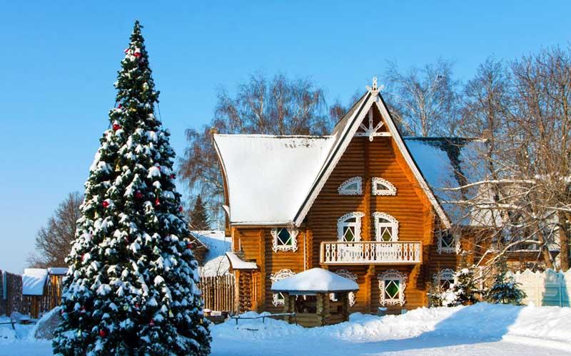 Кострома в гости к Снегурочке