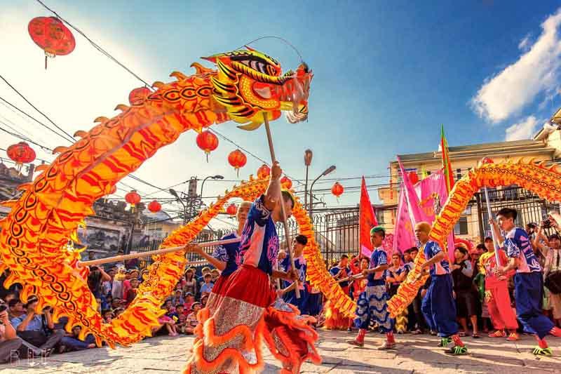 Вьетнам — Новый год под пальмами