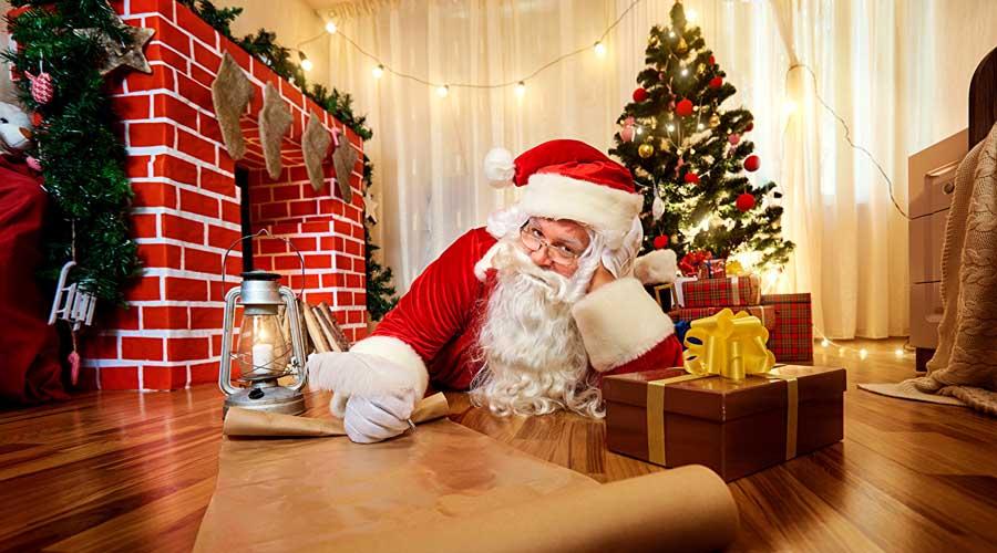 Дед Мороз — шайтан