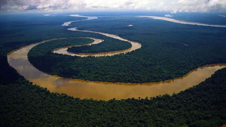 Река Амазонка — откуда взялось название