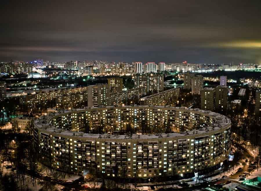 Дома на Нежинской и на Довженко Москва Почему проект не прижился