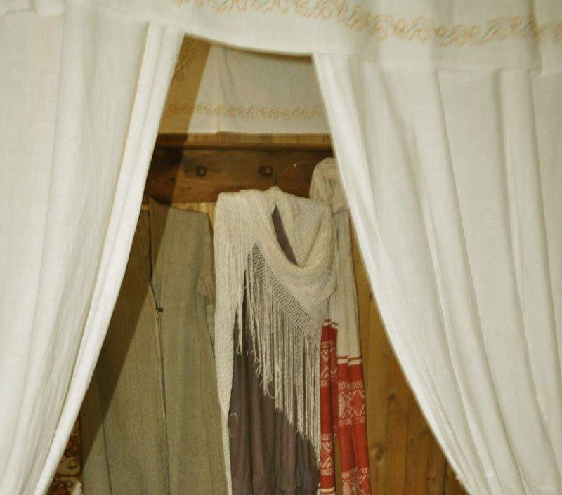 Женская половина Татарские дома