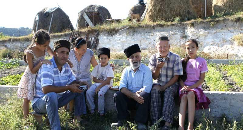татары Почитание родителей и гостей