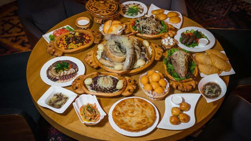 Курбан Байрам татары стол